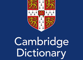 Logo Cambridge dictionary