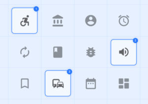 Capture Material icons